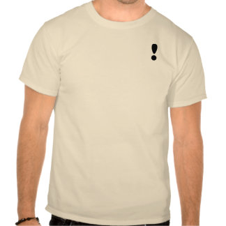 Pride Letter Exclamation.PNG Shirts