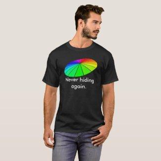 PRIDE LGBQT Rainbow Tshirts