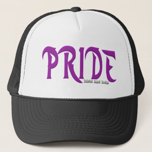 Pride Logo Trucker Hat