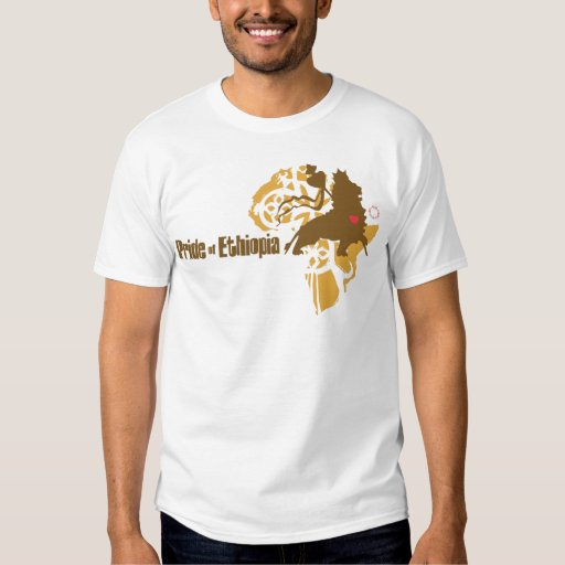 Pride of Ethiopia - With Love T-Shirt