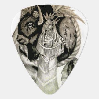 Pride of Fortune Guitar Pick