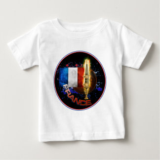 Pride of France Baby T-Shirt