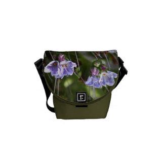 Pride of Madeira Flower Mini Messenger Bag