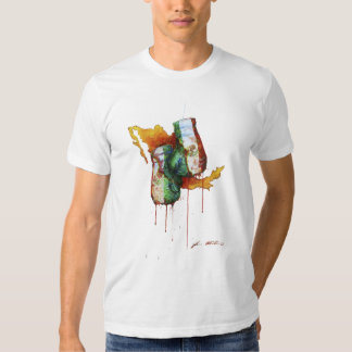 Pride of Mexican Boxing T-shirt