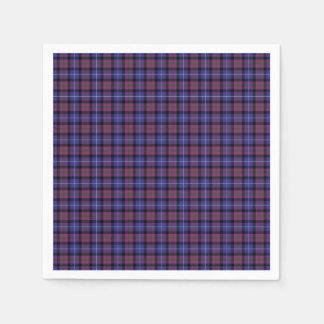 Pride Of Scotland Fashion Tartan Paper Napkin