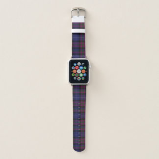 Pride of Scotland Plaid Apple Watch Band
