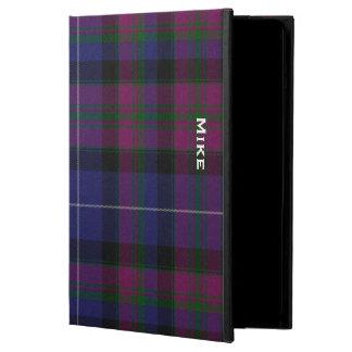Pride of Scotland Plaid Custom iPad Air Case