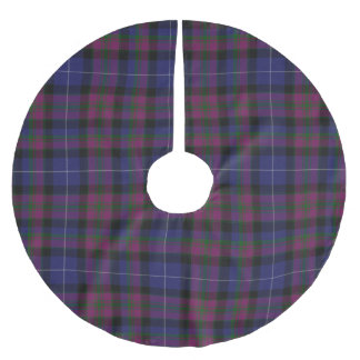 Pride of Scotland Tartan Plaid Tree Skirt