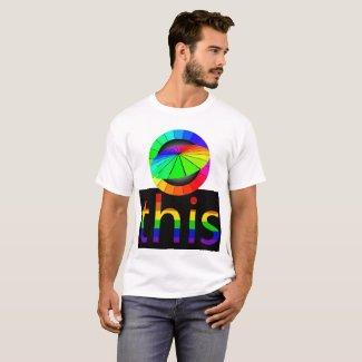 PRIDE Parade Tshirts LGBT Diversity Rainbow