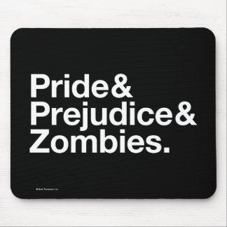 Pride & Predjudice & Zombies Mouse Pad
