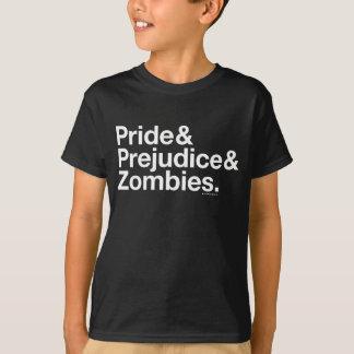 Pride & Predjudice & Zombies T-Shirt