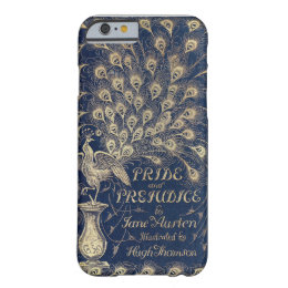 Pride & Prejudice antique cover Phone Case