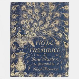 Pride & Prejudice Fleece Throw