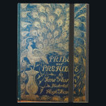 "Pride &amp; Prejudice iPad Air Case<br><div class=""desc"">The famous Pride &amp; Prejudice peacock cover for your iPad!</div>"