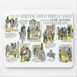 Pride & Prejudice Mousepad