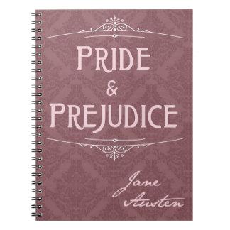 Pride & Prejudice Notebook