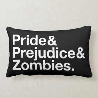 Pride & Prejudice & Zombies Pillow