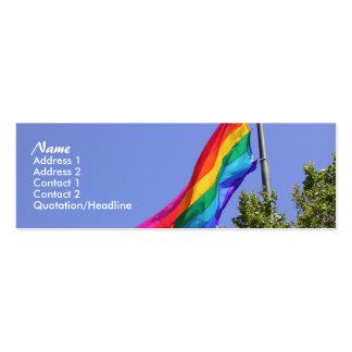 Pride Profile Card Business Cards