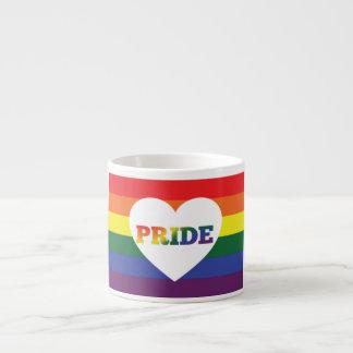 Pride Rainbow Coffee Mug LGBT