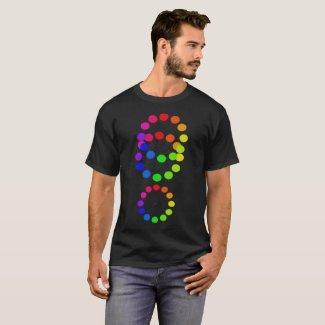 PRIDE Rainbow Diversity March Activism Tshirts