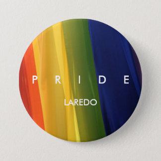PRIDE Rainbow Flag button