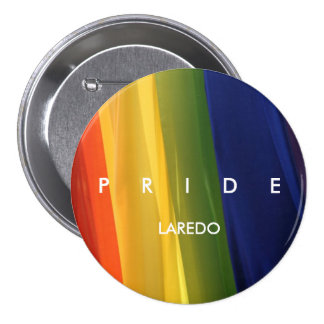 PRIDE Rainbow Flag button