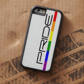 Pride Rainbow Flag Modern and Sleek Design Tough Xtreme iPhone 6 Case