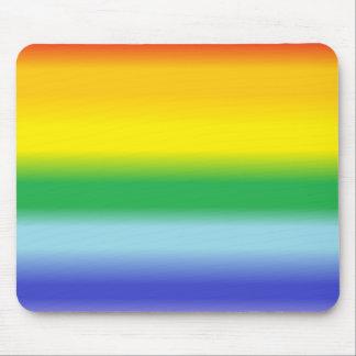 Pride Rainbow Mouspad Mouse Pad