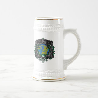Pride Recycle Connecticut Beer Stein