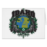 Pride Recycle Idaho Card