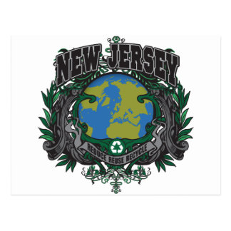 Pride Recycle New Jersey Postcard