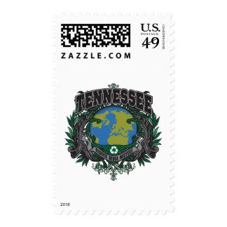 Pride Recycle Tennessee Postage Stamps
