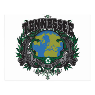 Pride Recycle Tennessee Postcard