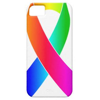 Pride Ribbon Awareness Gay and Lesbian iPhone 5 Cover