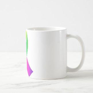 Pride Ribbon Awareness Gay and Lesbian Mugs