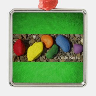 """""""Pride Rocks"""" ornament"""