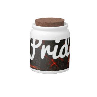 Pride Store Candy Jars