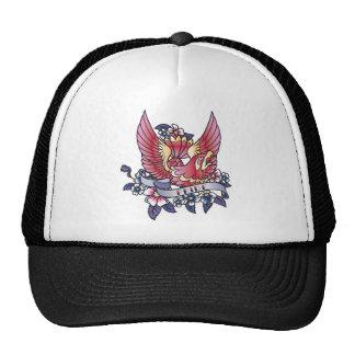 Pride Tattoo Trucker Hat