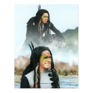 Pride The Tribe Postcard