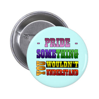 Pride Thing Button