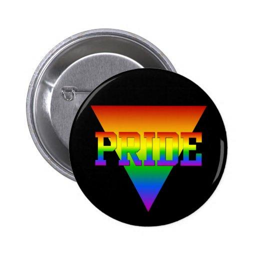 Pride Triangle button