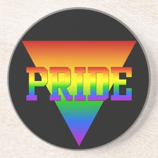 Pride Triangle coaster