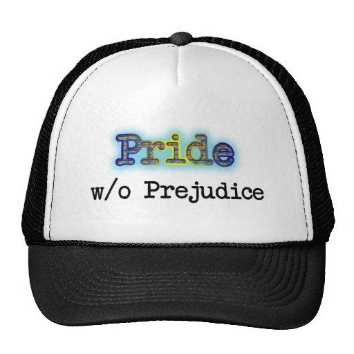 Pride w/o Prejudice Hat