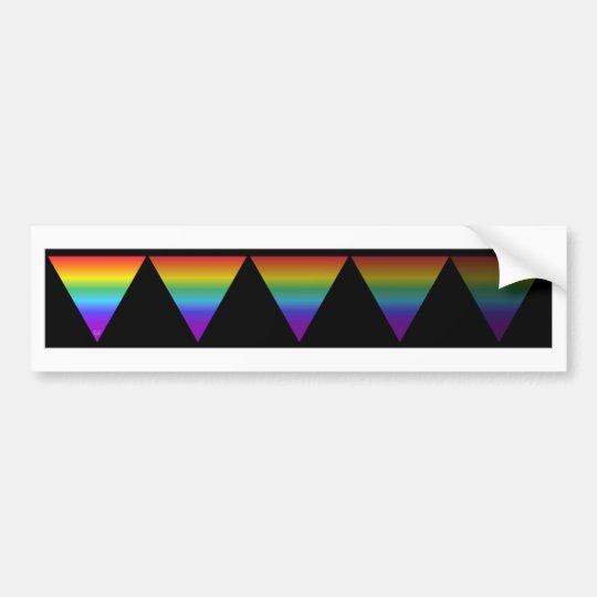 PrideBumperSticker1 Bumper Sticker