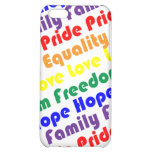 prideloveequality iPhone 5C covers