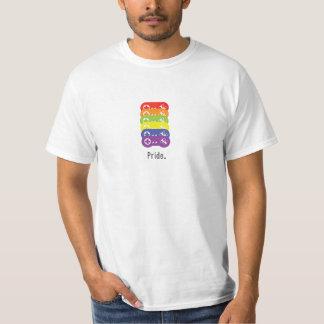 PrideSNES Playera