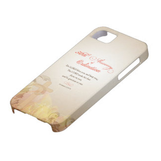 Priest, 50th Anniversary of Ordination Blessing iPhone SE/5/5s Case