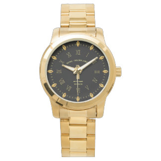 PRIEST 50th Golden Jubilee Commemorative Elegant Watch