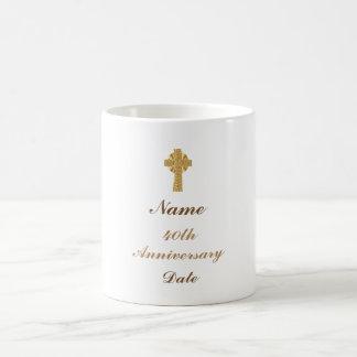 Priest Anniversary 15th 20th 25th 30th 40th 50th Coffee Mug