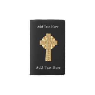 Priest - Anniversary of Ordination personalized Pocket Moleskine Notebook
